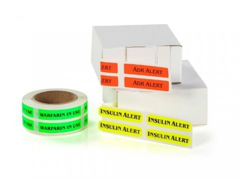 ADR Alert Labels