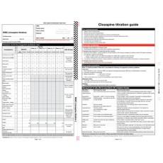 NIMC Clozapine Titration Charts