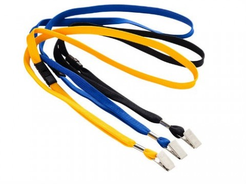 Coloured Lanyards