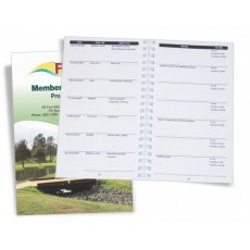 Golf Diaries & Golf Fixture Books