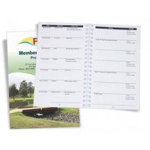 Golf Diaries & Golf Fixture Books