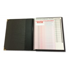 Visitor Pass Book Holder