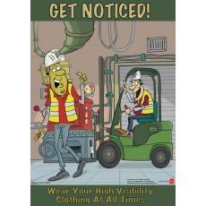Get Noticed Poster