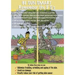 Be Sun Smart Poster