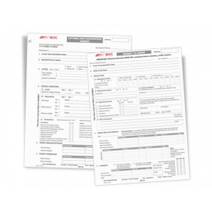 Work Permit Printing