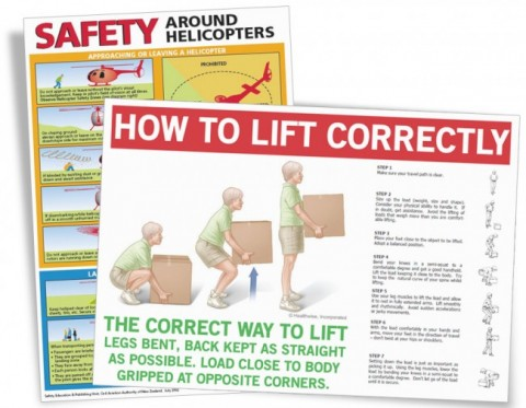 Safety Poster Printing